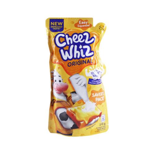 Cheez Whiz Plain SUP 210g