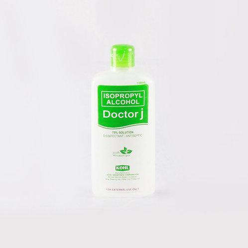 DoctorJ Iso Alcohol70% Moist 150ml