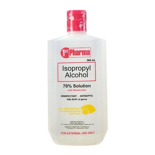 1stPharma 70%Alcohol Lemon 500ml