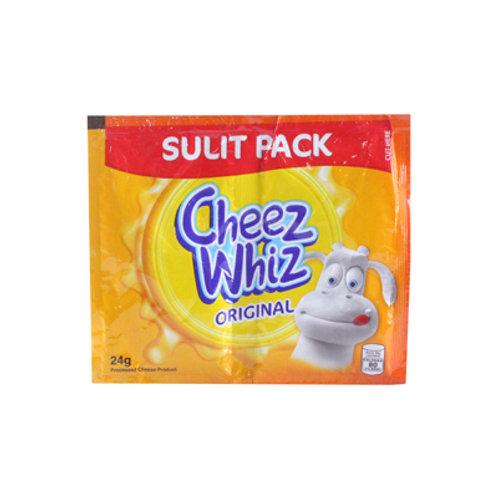 Cheez Whiz Original Sulit Pack 24g