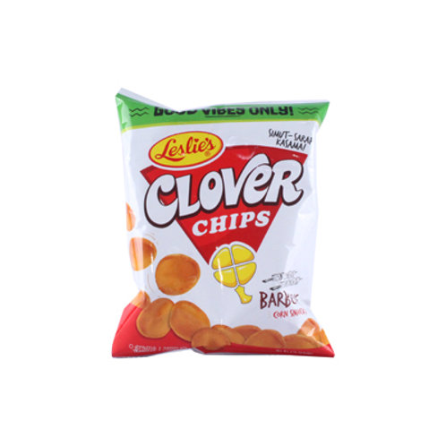 Clover Chips Barbecue 26g