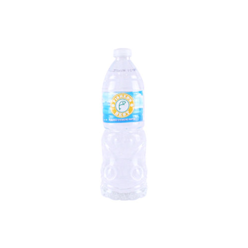 Fisher's Best Purified Water 500ml