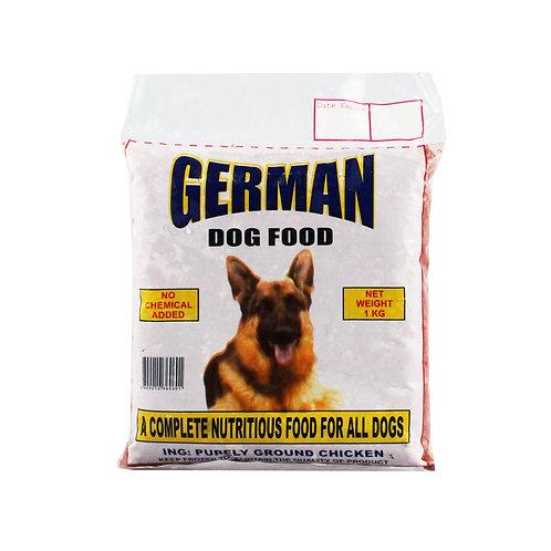 Delso German Dog Food 1kg