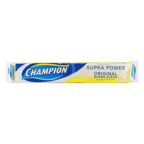 Champion Detergent Bar Regular Supra Clean 390g