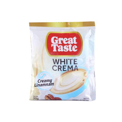 Great Taste White Crema 30g
