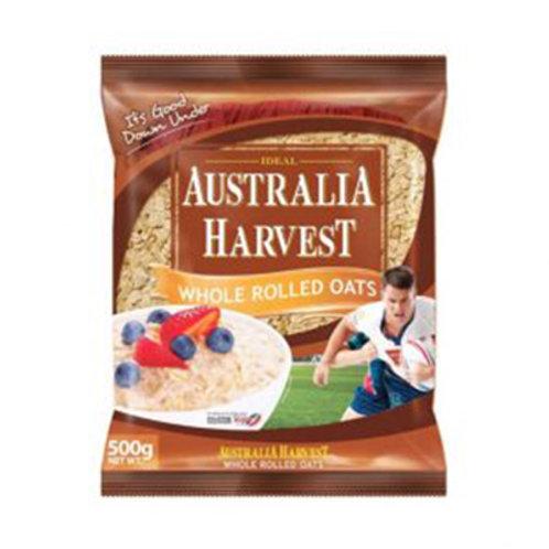 Australia Harvest Rolled Oats 500g