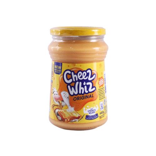 Cheez Whiz Plain 450g