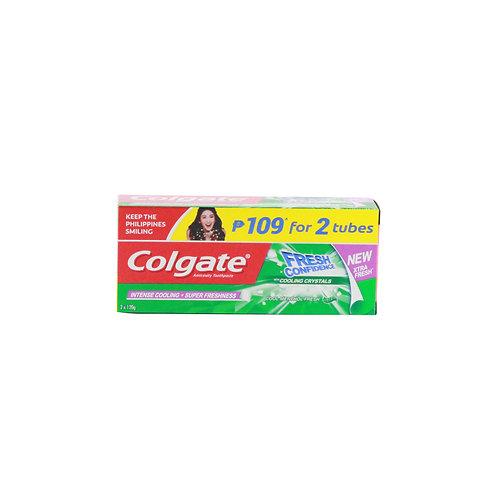 Colgate Cool Mint Fresh 120g 2 for P109