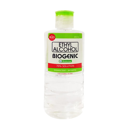 Biogenic Ethyl Alcohol 250ml