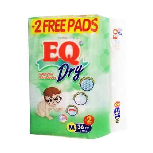 EQ Dry Eco Pack Medium 36s
