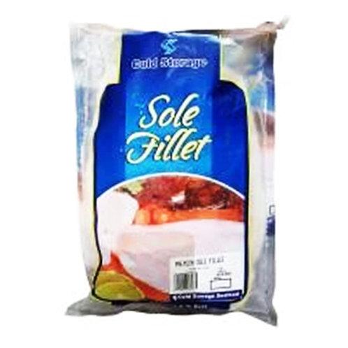 Cold Storage Sole Fillet