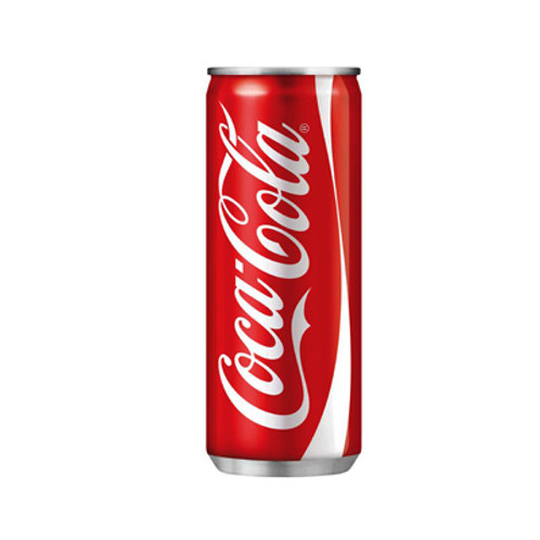 Coca Cola In Can 325ml