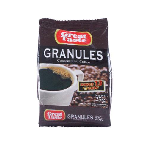 Great Taste Budget Pack 25g