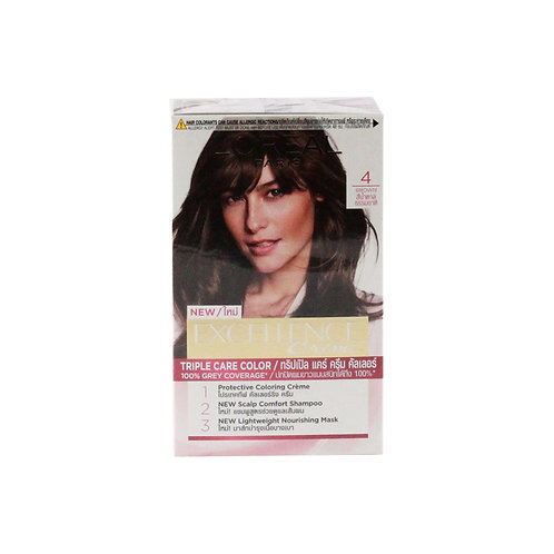 Excellence Hair Color Natural Brown