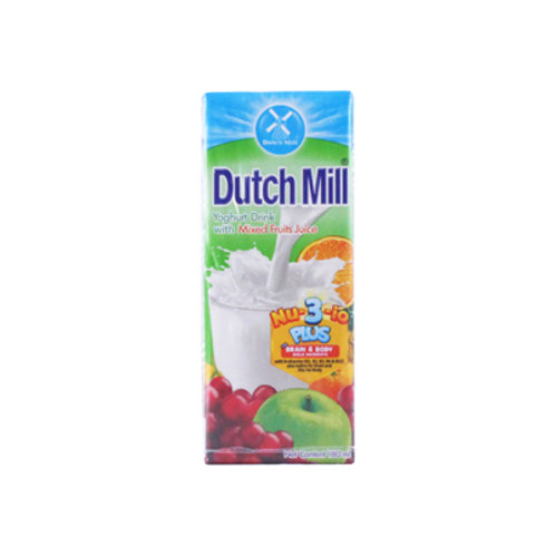 Dutchmill Mixed Fruit 180ml