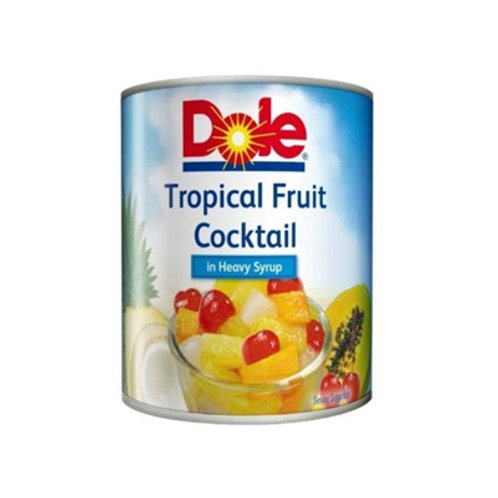 Dole Fruit Cocktail More Cherries 822g