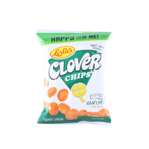 Clover Chips Ham and Cheese 22g