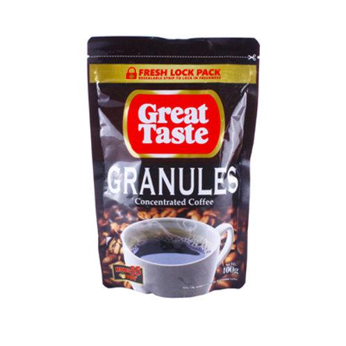 Great Taste Granules 100g SUP