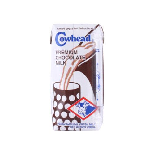 Cowhead Chocolate Milk 200ml