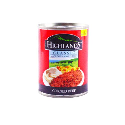 Highlands Corned Beef 260g