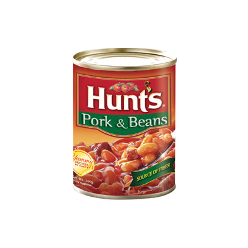 Hunts Pork & Beans 390g