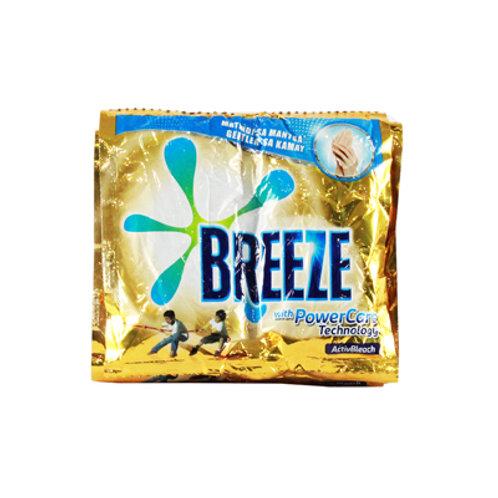 Breeze Detergent Powder Active Bleach 70g 6s