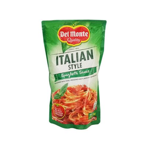 Del Monte Spaghetti Sauce Italian Style SUP 1kg
