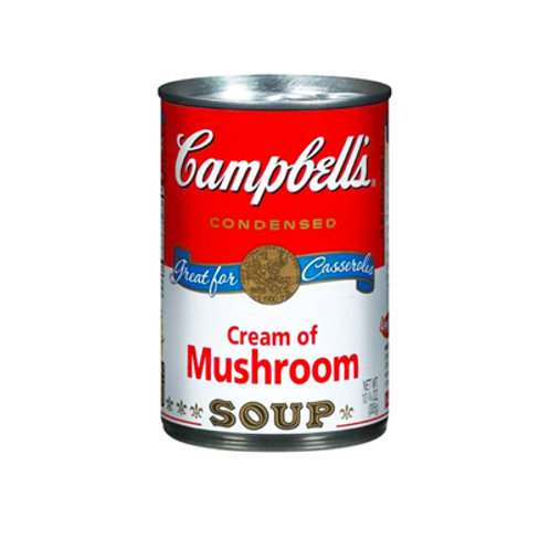 Campbells Cream of Mushroom 10.5oz