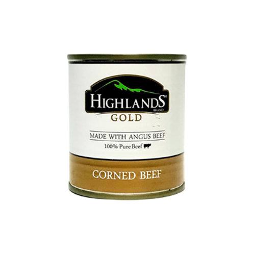 Highlands Gold Corned Beef 210g