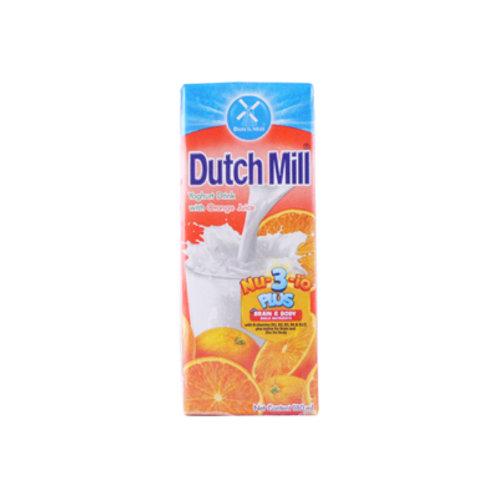 Dutchmill Yoghurt Orange 180ml