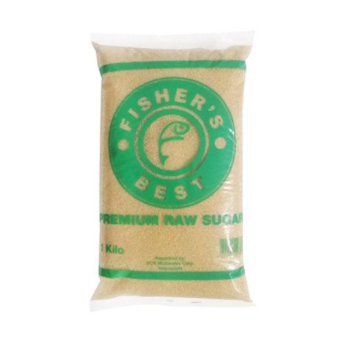 Fisher's Best Sugar Premium Raw 1kg