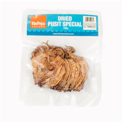 Fresh pick Dried Pusit Special100g