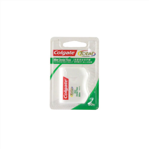 Colgate Dental Floss Total Mint 50ml