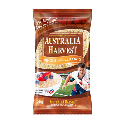 Australia Harvest Rolled Oats 1.2Kg