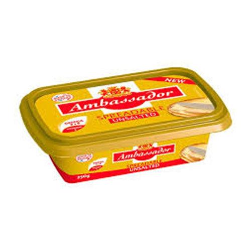 Ambassador Spreadable Butter 250g