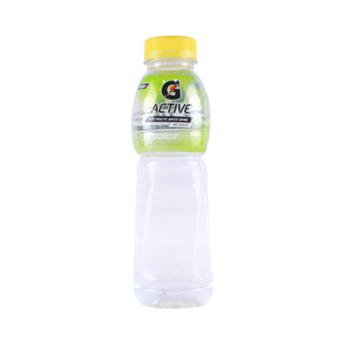 G Active Lemon Lime Flavor Water Drink 500ml