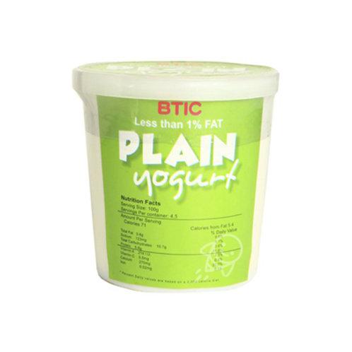 BTIC Plain Yogurt 450g