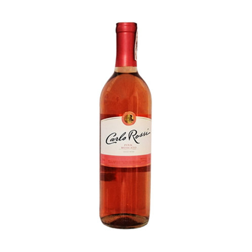 Carlo Rossi Pink Moscato 750ml