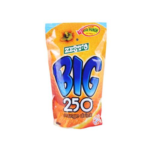 Big 250 Fruit Juice Orange 250ml
