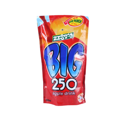 Big 250 Fruit Juice Apple 250ml