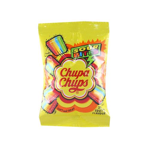 Chupa Chups Sour Bites Fruit Flavor 24.2g