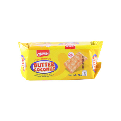 Butter Coconut 90g