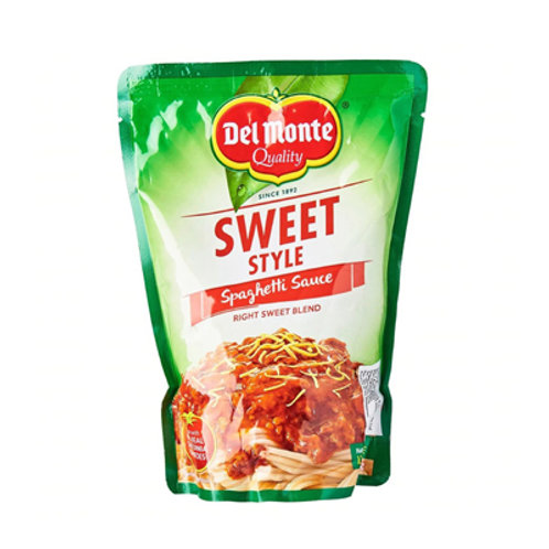 Del Monte Spaghetti Sauce Sweet Style SUP 500g