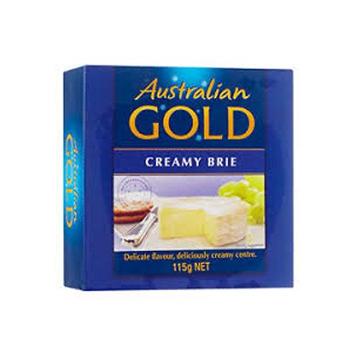 Australian Gold Mini Brie 115g