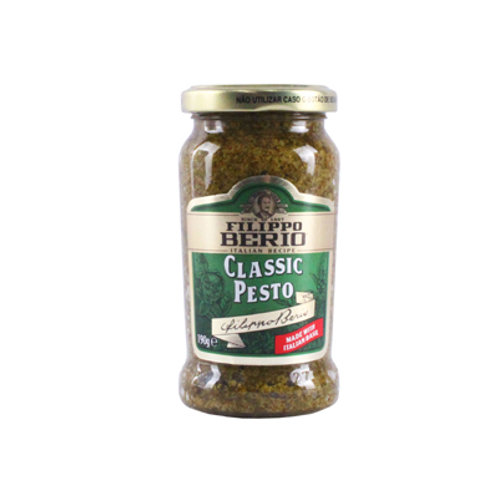 Filippo Berio Pesto Sauce Green 190g
