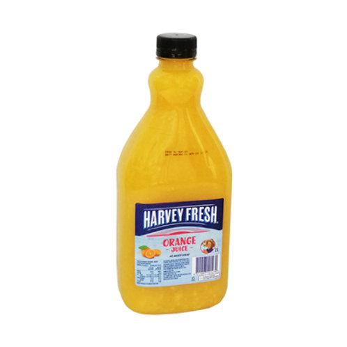 HARVEY FRESH 100% Orange Juice 2L
