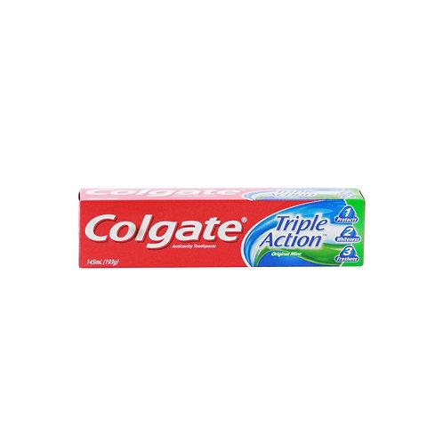 Colgate ToothPaste TripleAction 145mlB2