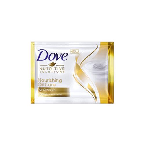 Dove Shampoo Nourishing Oil Care 10ml 6s