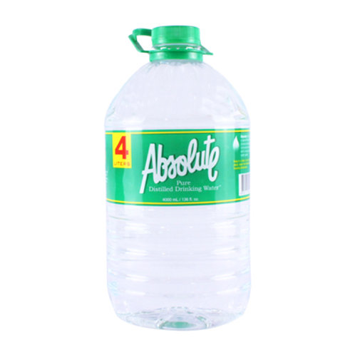 Absolute Distilled Water 4000ml