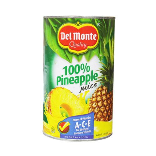 Del Monte 100% Pineapple Juice ACE 46oz